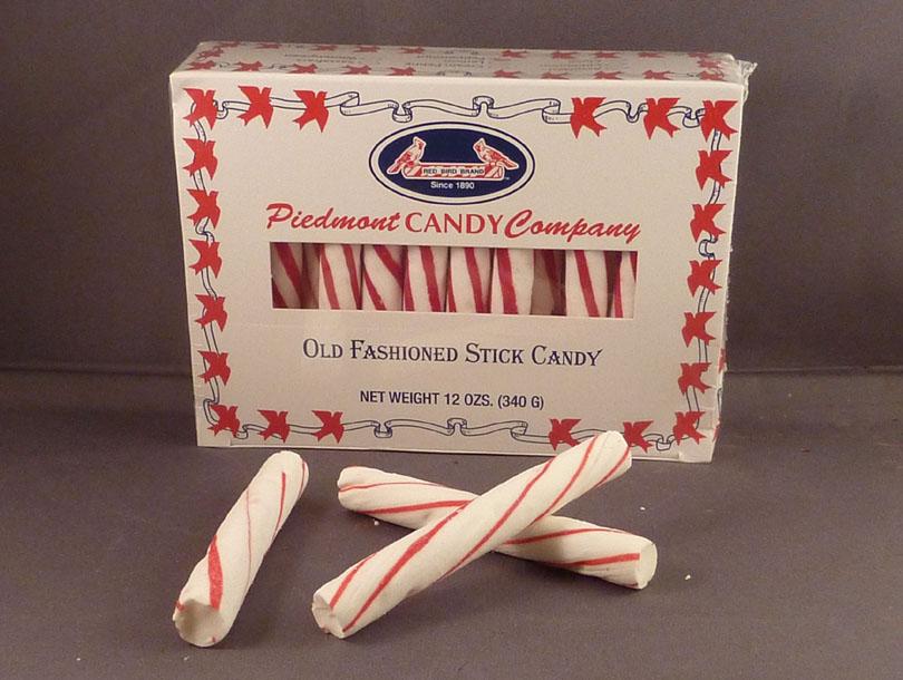 Bulk Red Bird Soft Peppermint Sticks - Old Time Candy 9